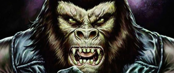Planet of the Apes image from Monstrous Industry