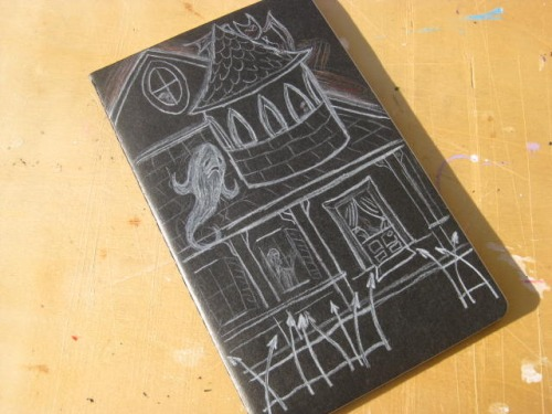 2012_haunted_house_moleskine_front