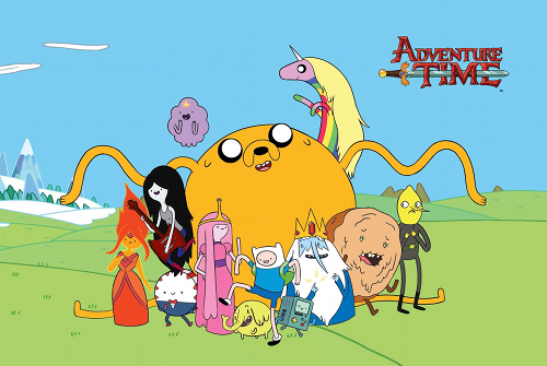 adventure time characters 500