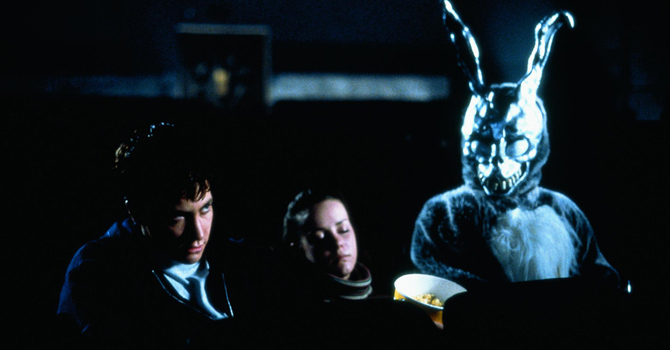donnie darko frank theater