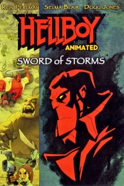 Hellboy Sword of Storms