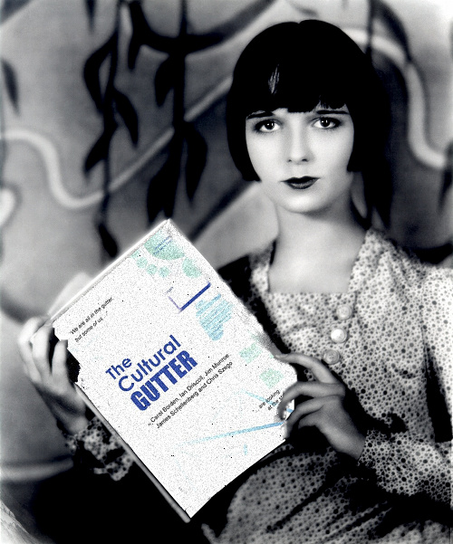 Louise Brooks Cultural Gutter