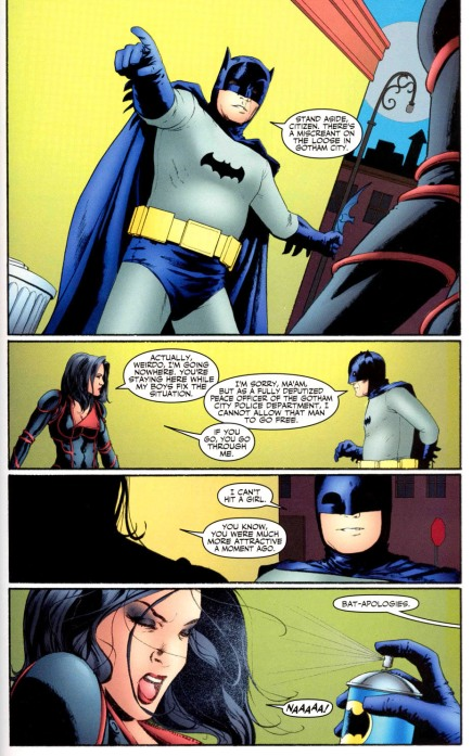 Planetary Batman AW