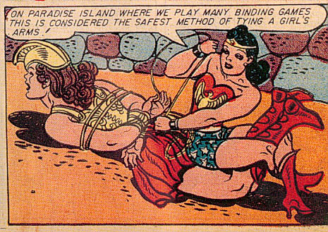 wonder woman binding games