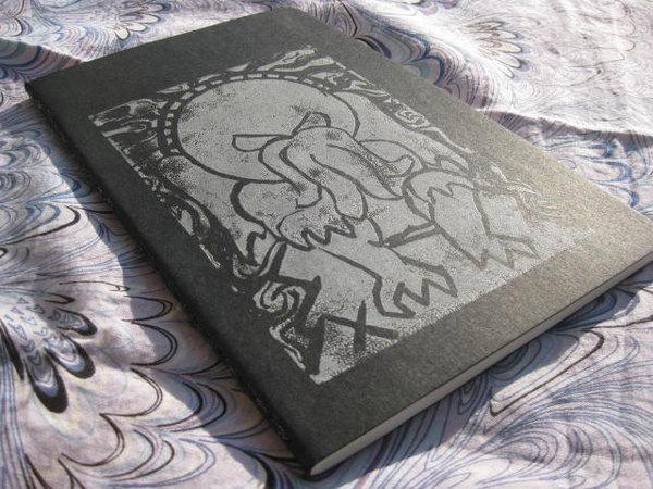 large bw cthulhu_notebook