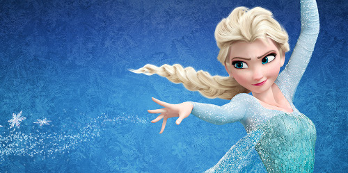 frozen elsa casting