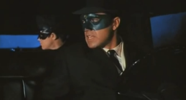 Kato and The Green Hornet