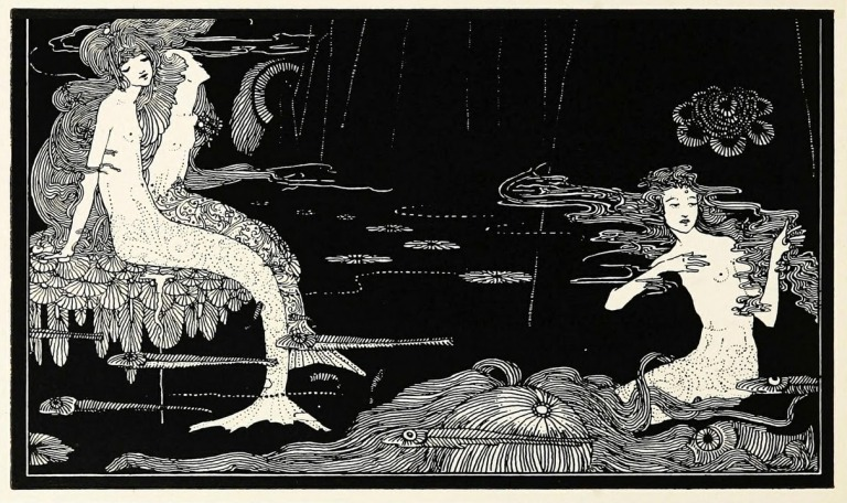 """The Years At The Spring,"" Harry Clarke (1920)."