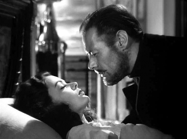 It's not creeping if he's a ghost and not a vampire. Also, if he's Rex Harrison.