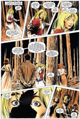 The Chilling Adventures of Sabrina #1