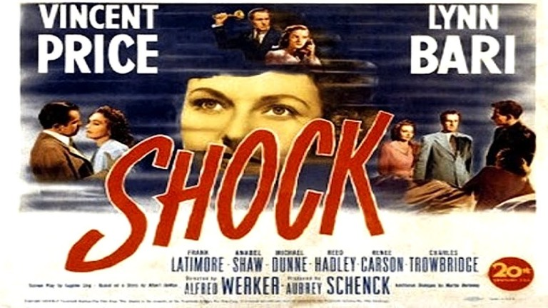 shock 1946 poster