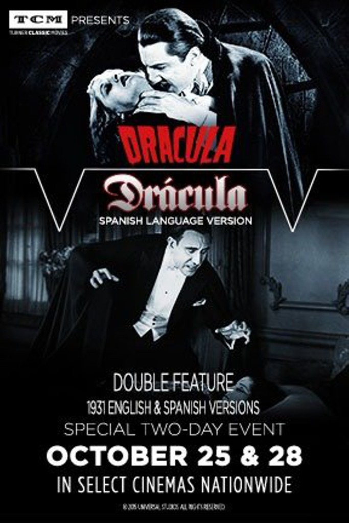 TCM Dracula Double Feature