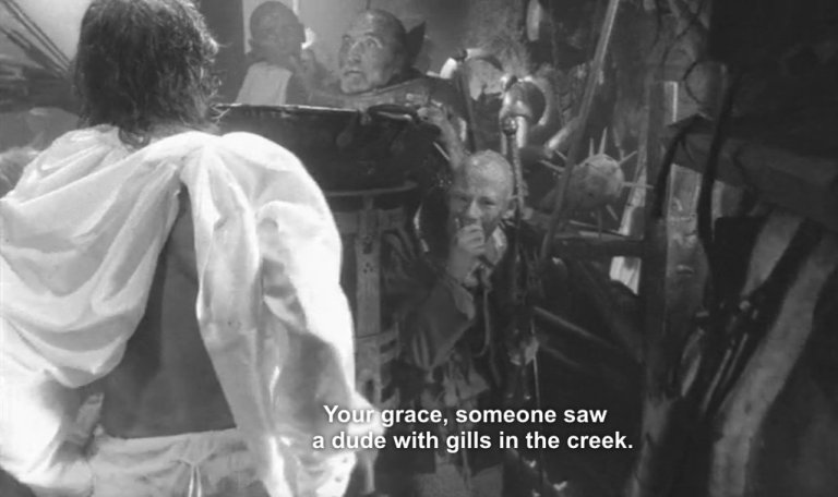 hard to be a god 2013 gill man