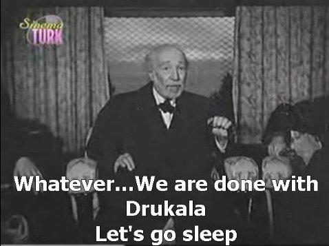 Dracula in Istanbul 1955 whatever
