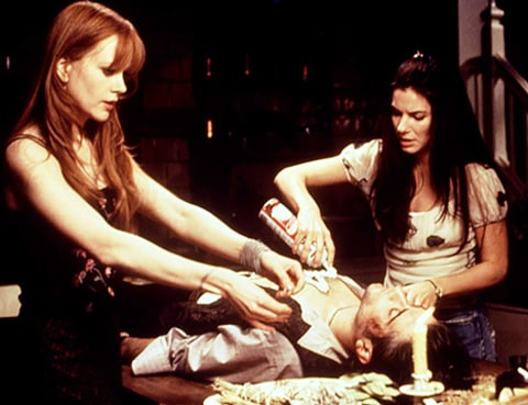 Practical Magic ritual