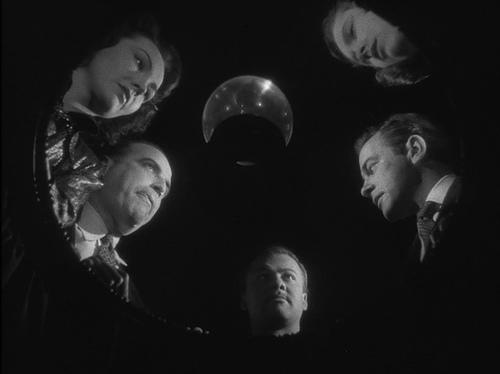 the amazing mr x seance