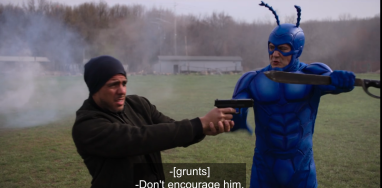 the tick season 2 don't encourage him
