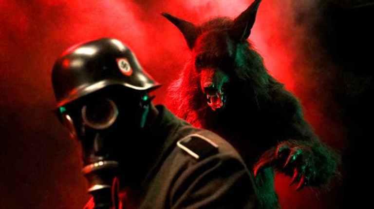 creepshow bad wolf down werewolf and nazi