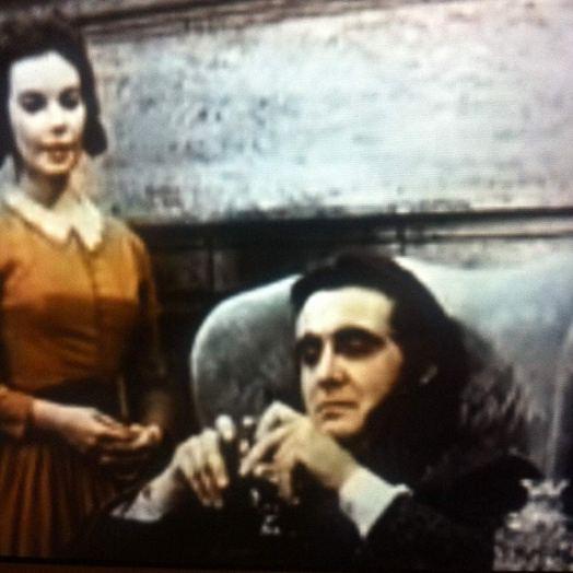 Jane Eyre 1957 Patrick Macnee werewolf